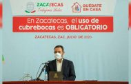 Anuncia Gobernador Alejandro Tello medidas restrictivas para reducir contagios de COVID-19
