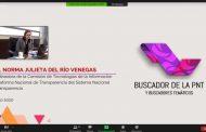 Presenta Del Río Venegas en Región Centro-Occidente avances de la Comisión de Tecnologías y Plataforma Nacional de Transparencia