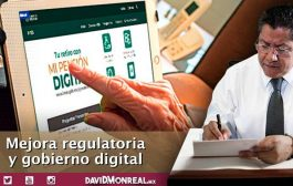 Mejora regulatoria y gobierno digital