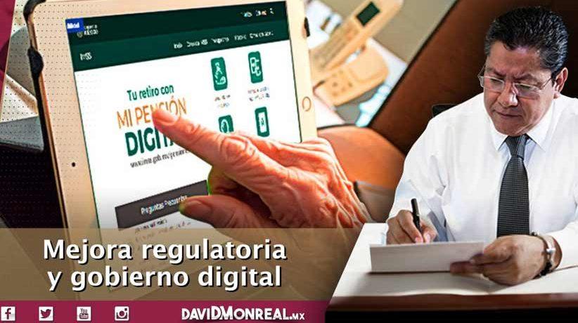 Mejora regulatoria y gobierno digital