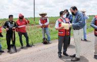 Inicia en Trancoso Programa Estatal de Bacheo y Pavimentación