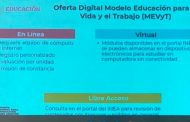 Ofrece IZEA la posibilidad de estudiar primaria y secundaria en línea