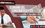 Economía del conocimiento y CTI, herramienta clave para la recuperación económica.
