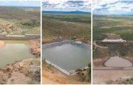 Entrega gobierno de Tello cuenca Chupaderos; captará 2 millones de metros cúbicos de agua