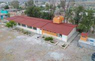 Con obras por 13 mdp, fortalece Tello sector primario y educativo de Genaro Codina