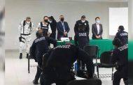 Guardia Nacional y comisión de derechos humanos capacitan a policías de proximidad social