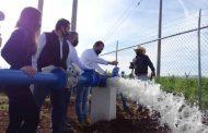 Construye gobierno estatal infraestructura hídrica para Jerez y Zacatecas