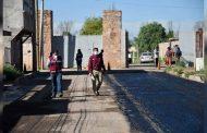 Supervisa Julio César Chávez reencarpetamiento y bacheo en Cieneguitas