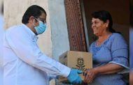 Más de 92 mil apoyos de programas emergentes ha entregado el Gobierno de Alejandro Tello