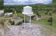 Asegura Miguel Torres suministro de agua de habitantes de Francisco Murguía