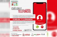 Alerta Grupo de Coordinación Local sobre nuevas modalidades de extorsión telefónica