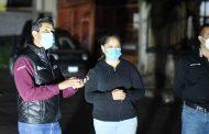 Entrega Julio César Chávez circuitos de alumbrado público en Tierra y Libertad y La Fe