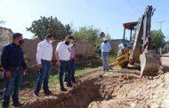 En Río Grande, ejecuta Gobierno de Tello obras hídricas por más de 7 mdp