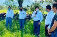 Invierte gobierno estatal 25.5 mdp en obras hidroagrícolas en Jalpa, Tabasco y Juchipila