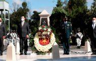 Encabeza Gobernador ceremonia conmemorativa por gesta de los Niños Héroes de Chapultepec