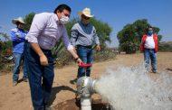 El gobierno de Tello invierte 127 mdp en el campo de Pinos