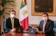 Adolfo Bonilla se separa de la Secretaría del Campo