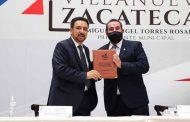 2do. Informe de Gobierno Miguel Torres Rosales (Video)