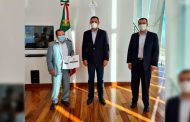 Refrenda Gobernador Alejandro Tello respeto a la legalidad del actual proceso electoral en Zacatecas