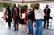 Entrega gobierno incentivos a productores agropecuarios de Loreto