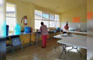Con 27 comedores comunitarios, se garantiza alimentación de zacatecanos vulnerables