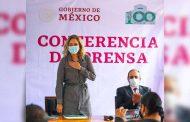 Hicimos lo correcto en mantener la entrega de apoyos directos a la población: Verónica Díaz
