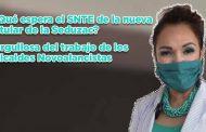 ¿Qué espera el SNTE de la nueva titular de la Seduzac?(video)