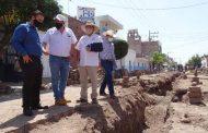 Dotará gobierno estatal de mejor servicio de agua potable y alcantarillado a Tlaltenango