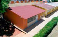 Beneficia Gobernador Tello a niñas y niños de Atolinga con mejores espacios educativos