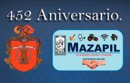 452 Aniversario de Mazapil Zac.
