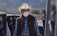 Presidente Municipal de Mazapil contagiado de COVID-19
