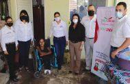 En Tepechitlán, construye gobierno cuartos adicionales en viviendas de familias vulnerables