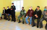 Acuerda Secretario de Seguridad ruta de unidad y colaboración con frijoleros y ganaderos de Zacatecas