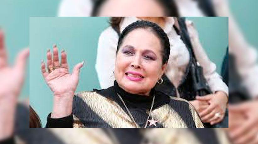 Falleció la actriz y cantante Flor Silvestre