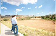 Buscan que Instituto para Devolver al Pueblo lo Robado coadyuve en la promoción de terrenos del Issstezac