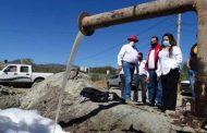 Beneficia Gobierno a Moyahua y Tabasco con obras hídricas