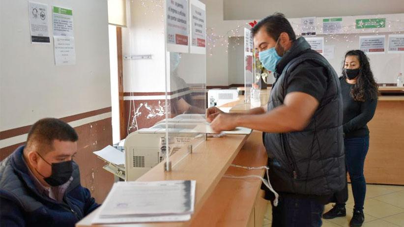 Cierran temporalmente 13 oficinas recaudadoras de la Secretaría de Finanzas