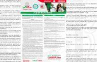 Lanza Gobierno del Estado convocatoria al premio Ética en el Servicio Público 2020