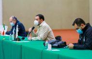 Gobiernos, sector salud y cámaras empresariales, unidos para afrontar la pandemia por el Covid-19 en Zacatecas