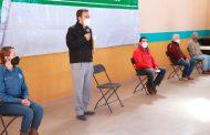 Entrega Miguel Torres y SECAMPO recursos del seguro catastrófico a productores Villanovenses.