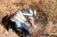 Comisión de Búsqueda, colectivos y autoridades policiales localizan fosa clandestina en Luis Moya