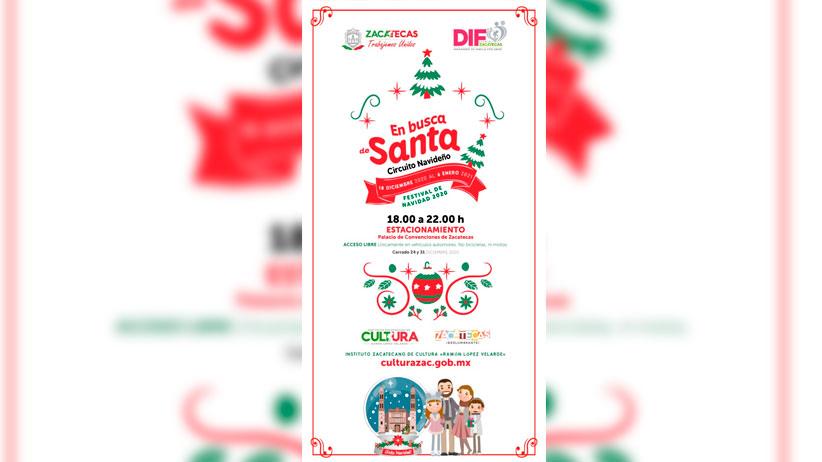 Zacatecas podrá disfrutar esta Navidad del festival
