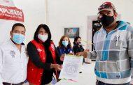 Gobierno estatal dará certeza jurídica a predios de 720 habitantes de Luis Moya, Tabasco y Tlaltenango