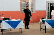 Toman protesta a director de Seguridad Pública municipal de Juan Aldama