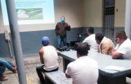 Implementa SSP talleres de prevención del suicidio en Cárcel Distrital de Ojocaliente