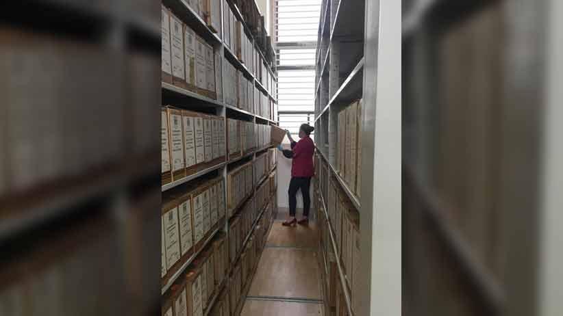Prepara gobierno de Tello transferencia de documentos al Archivo Histórico de Zacatecas