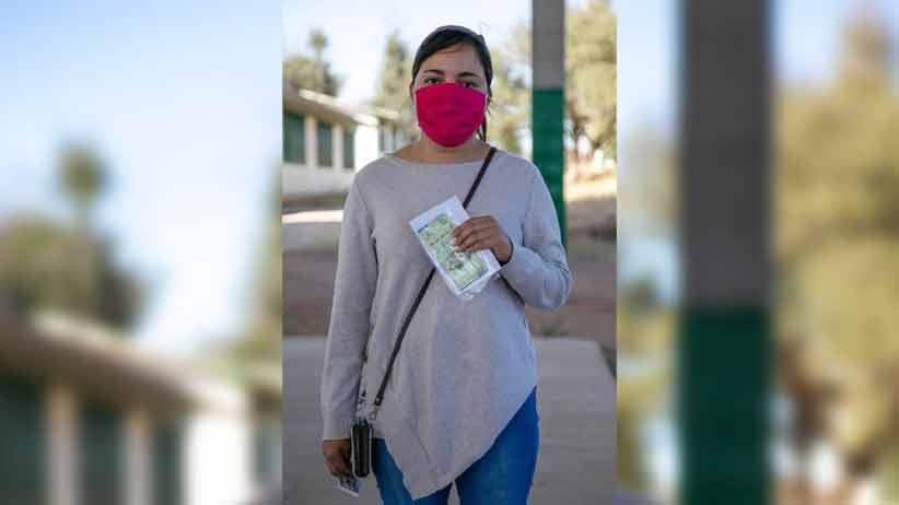"""Benefician Becas """"Benito Juárez"""" a mil 215 familias de Loreto, Noria de Ángeles y Pánuco"""