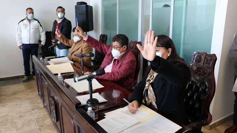 Autoriza cabildo el acta del Consejo de Desarrollo Municipal