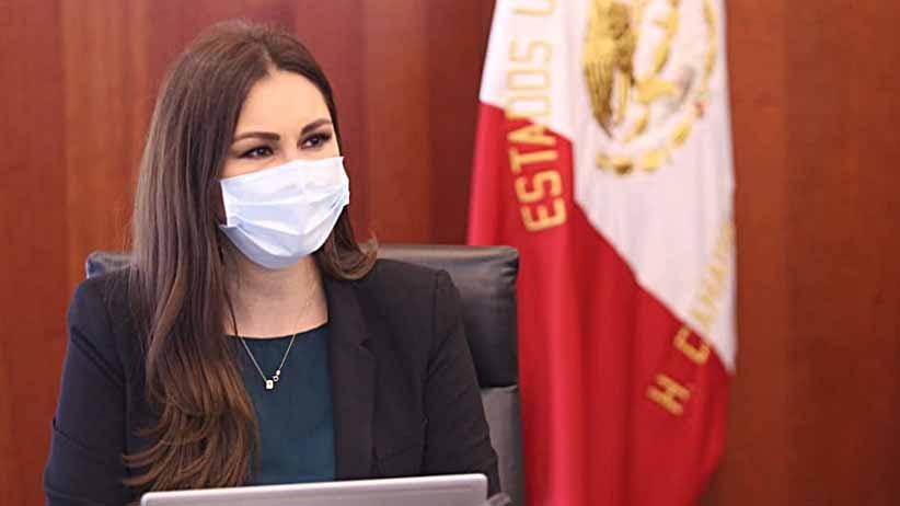 Geovanna Bañuelos pide fortalecer medidas de distanciamiento social ante rebrote de Covid-19