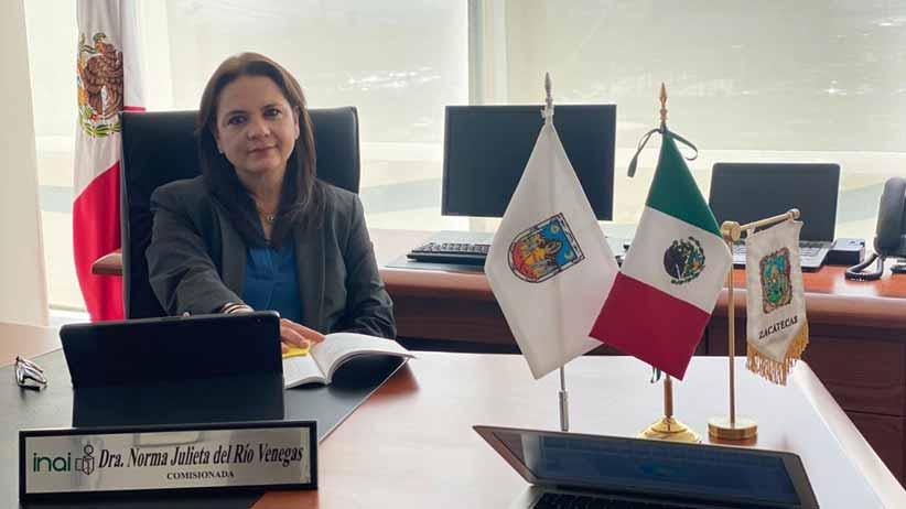 La transparencia da legitimidad a la gestión pública: Del Río Venegas